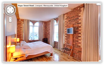 Hope Street Hotel Google Virtual Tour